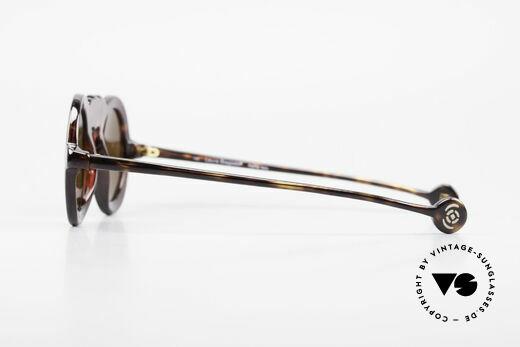 Laura Biagiotti V93 Shangai True Vintage Sonnenbrille 70er, der Einsatz von optischen (Sonnen)gläsern ist möglich, Passend für Damen