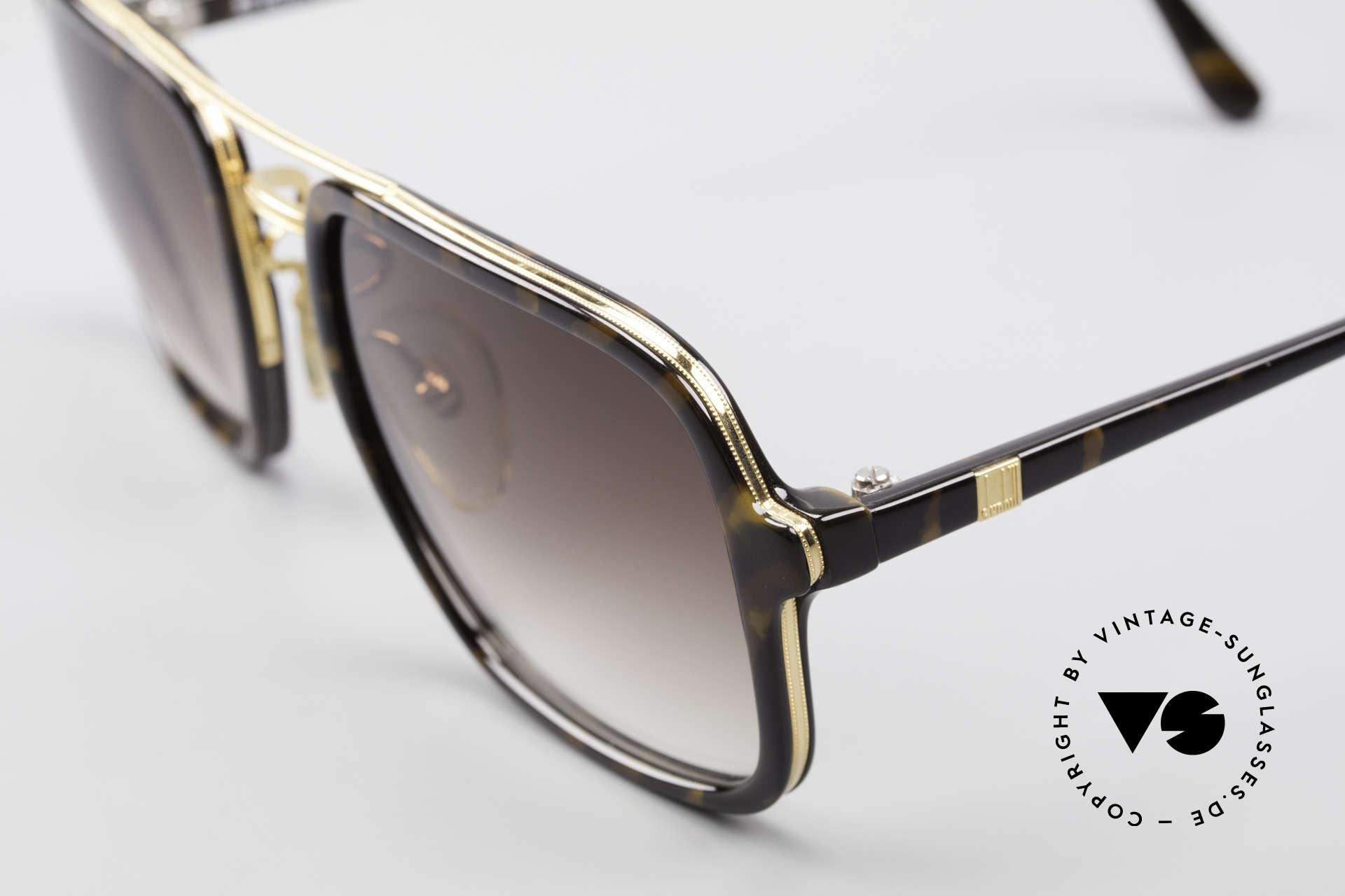 Dunhill 6059 Rare 80er Herren Sonnenbrille, ungetragen (wie alle unsere alten Dunhill ORIGINALS), Passend für Herren