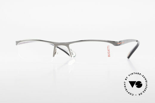 Bugatti 495 Ruthenium Nylor Brille Luxus Details