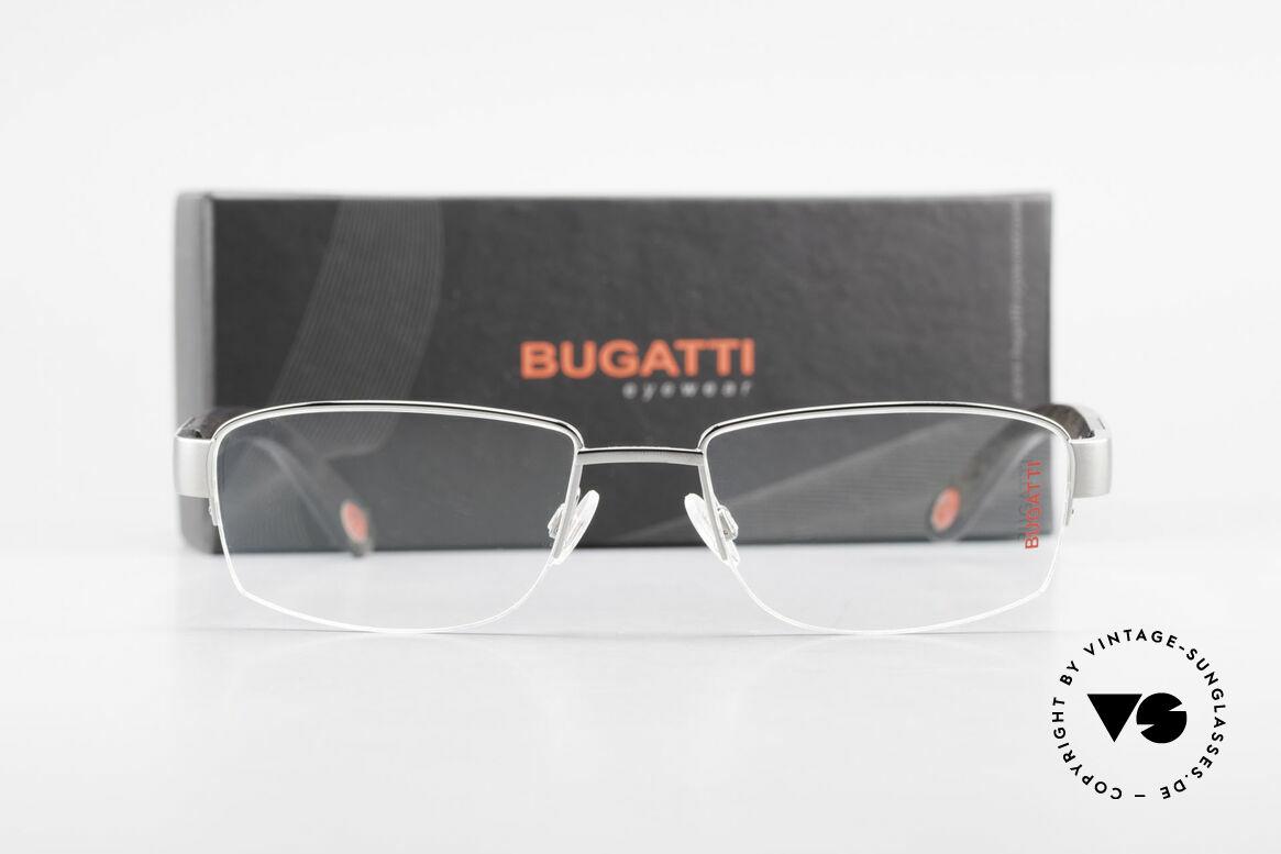 Bugatti 529 Ebenholz Titan Ruthenium XL