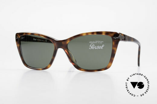 Persol 3023 Damen Sonnenbrille Klassisch Details