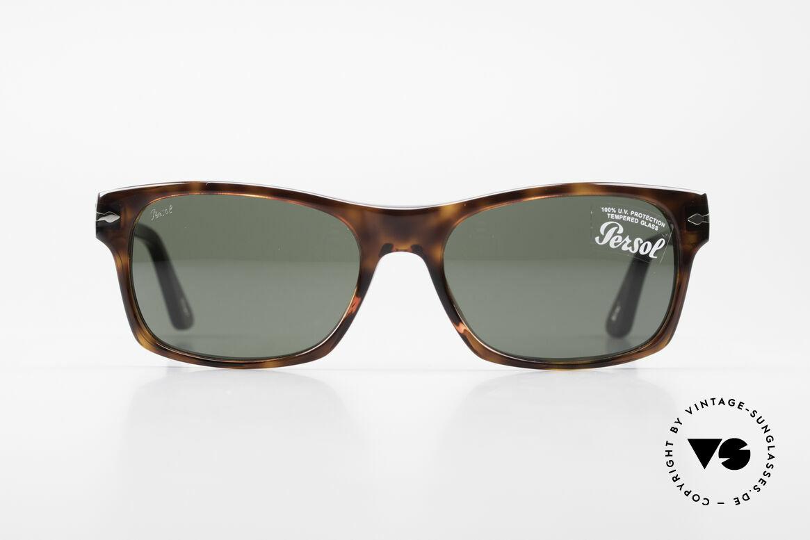 Persol 3037 Designer-Sonnenbrille Unisex, Persol 3037: klassisch markante Designer-Sonnenbrille, Passend für Herren und Damen