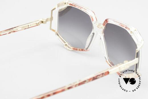 Cazal 355 Spektakuläre Sonnenbrille 90er