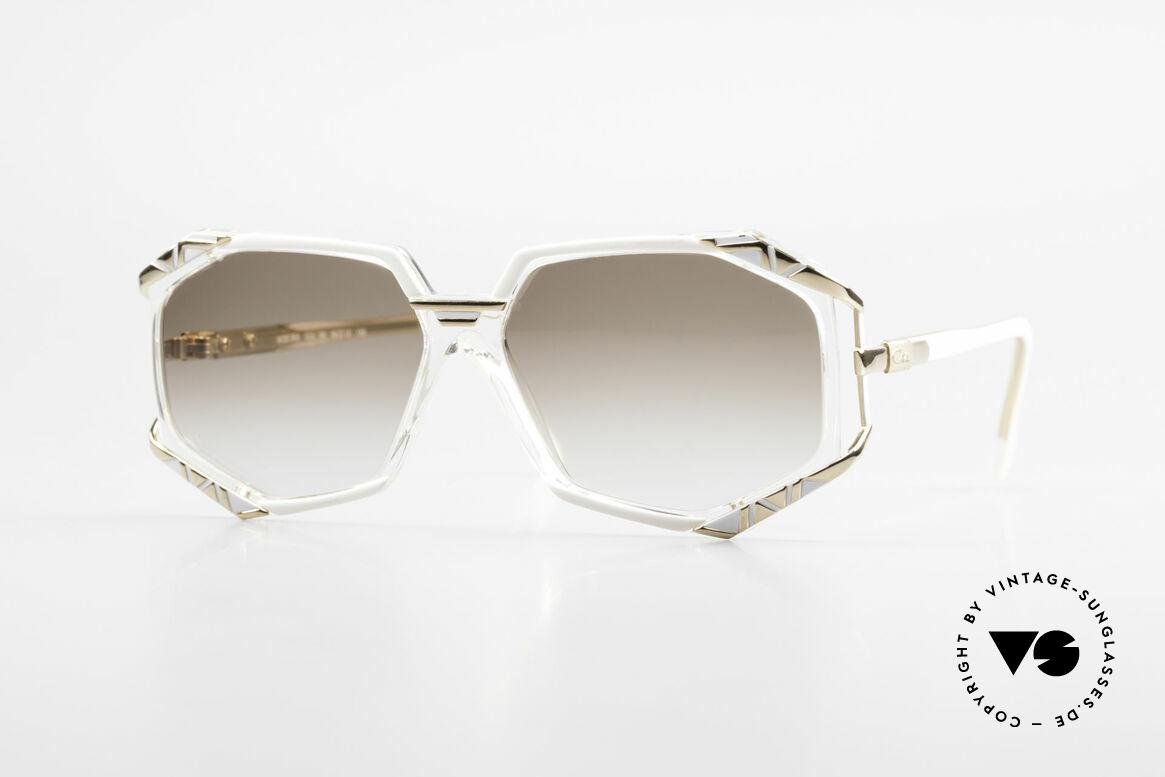 Cazal 355 Spektakuläre 90er Cazal Brille, vintage Cazal Designerbrille aus den frühen 90ern, Passend für Damen