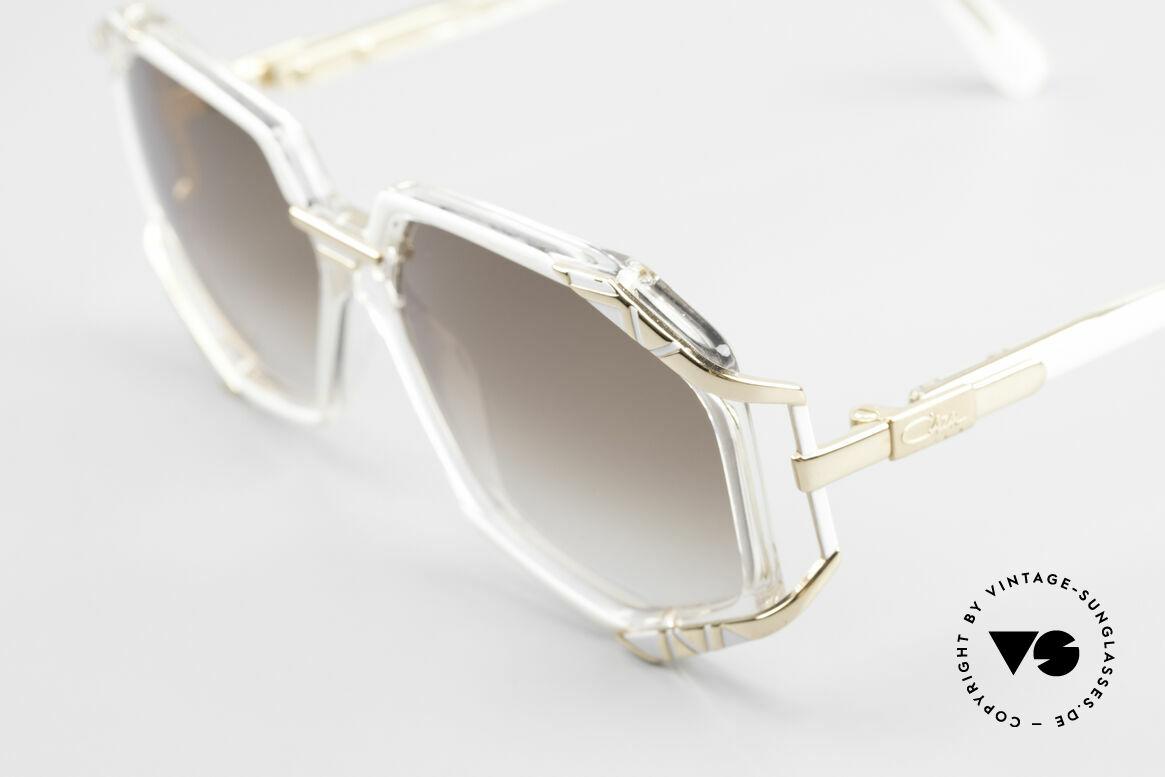 Cazal 355 Spektakuläre 90er Cazal Brille, tolle Kombination von Farbe, Form und Materialien, Passend für Damen