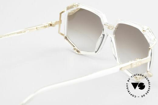 Cazal 355 Spektakuläre 90er Cazal Brille, KEINE retro Brille, ein ca. 25 Jahre altes ORIGINAL!, Passend für Damen