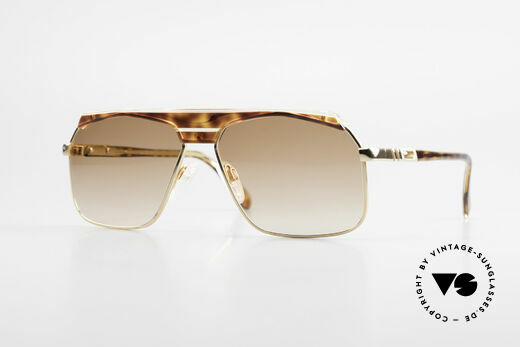 Cazal 730 West Germany Sonnenbrille Details