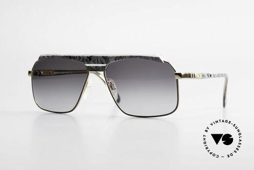 Cazal 730 Alte 80er Cazal Sonnenbrille Details