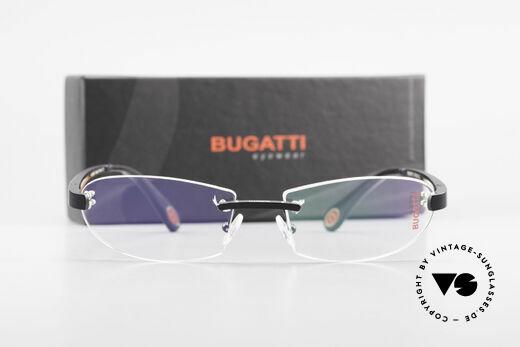 Bugatti 516 Randlose Luxusbrille Herren
