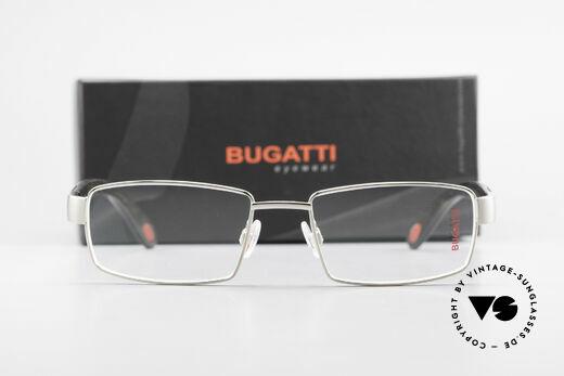 Bugatti 531 Ebenholz Titanium Palladium, Größe: medium, Passend für Herren