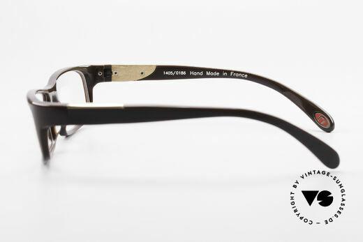 Bugatti 532 Markante Herrenbrille Luxus, Modell ist als Brille oder Sonnenbrille verglasbar, Passend für Herren