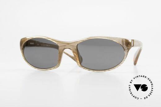 Bugatti 328 Odotype Vintage Designer Sonnenbrille Details