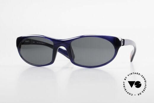 Bugatti 328 Odotype Designer Vintage Sonnenbrille Details