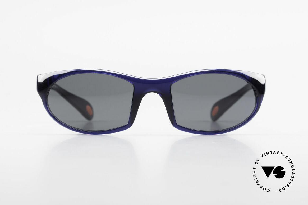 Bugatti 328 Odotype Designer Vintage Sonnenbrille, unverwechselbares Design der Odotype-Serie, Passend für Herren