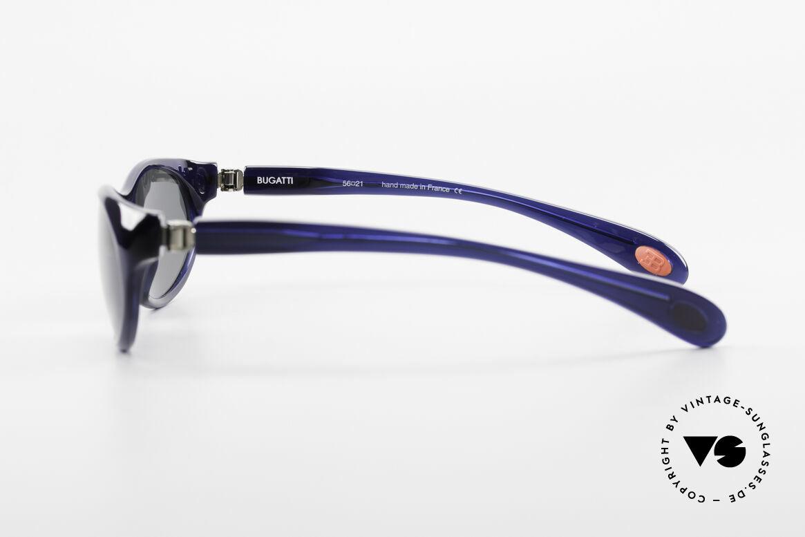 Bugatti 328 Odotype Designer Vintage Sonnenbrille, Größe: medium, Passend für Herren