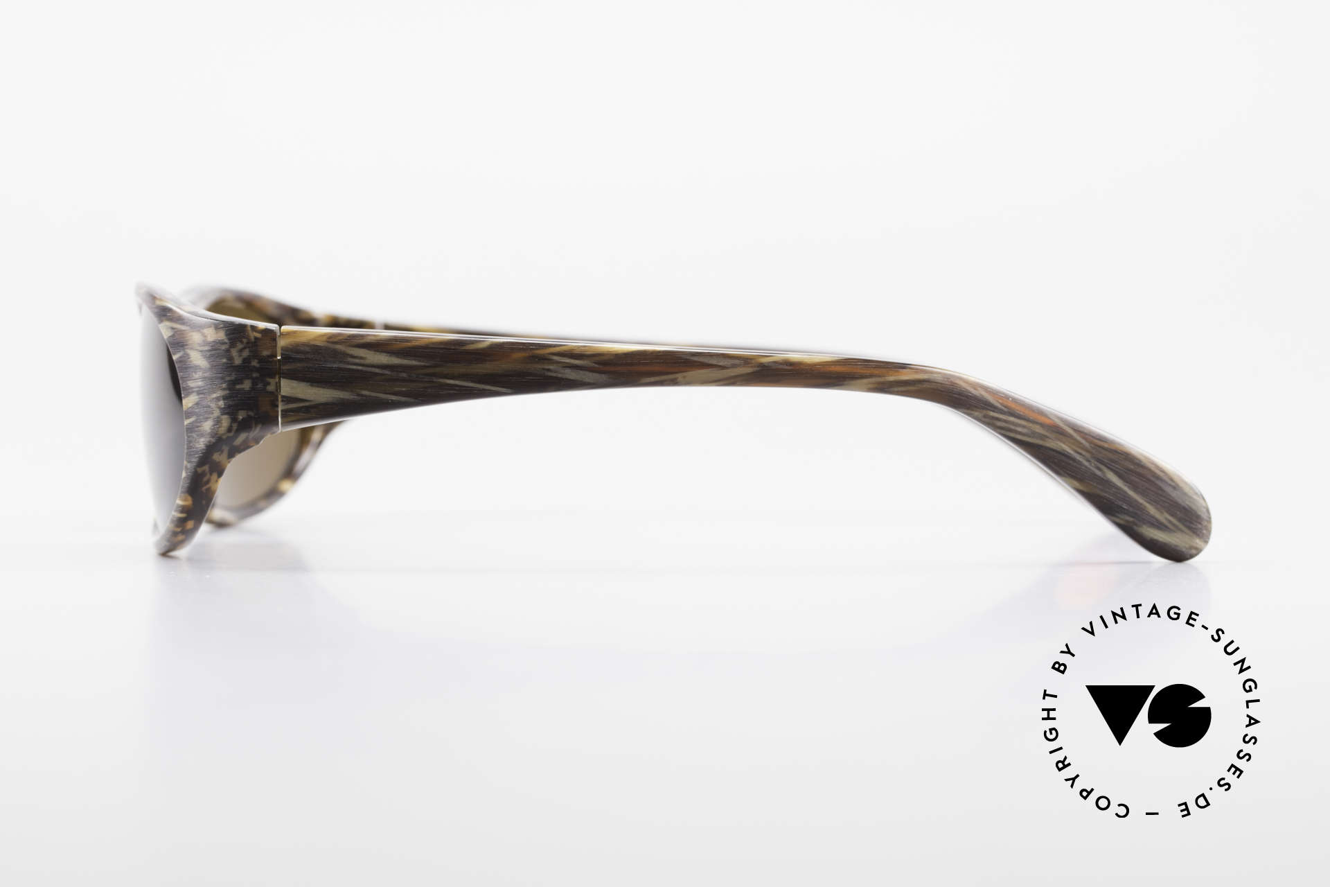 Bugatti 220 Designer Luxus Sonnenbrille, selten, da damals nur als Kleinstserie produziert, Passend für Herren