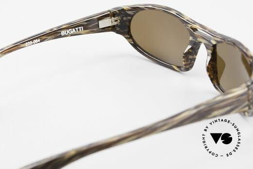 Bugatti 220 Designer Luxus Sonnenbrille, Größe: medium, Passend für Herren