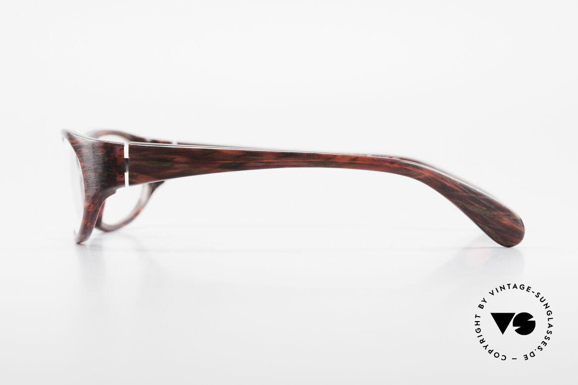 Bugatti 220 Seltene Designer Luxusbrille, selten, da damals nur als Kleinstserie produziert, Passend für Herren