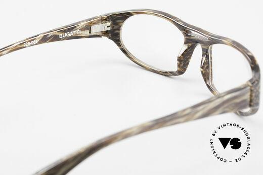 Bugatti 220 Herren Designer Luxusbrille, Größe: medium, Passend für Herren