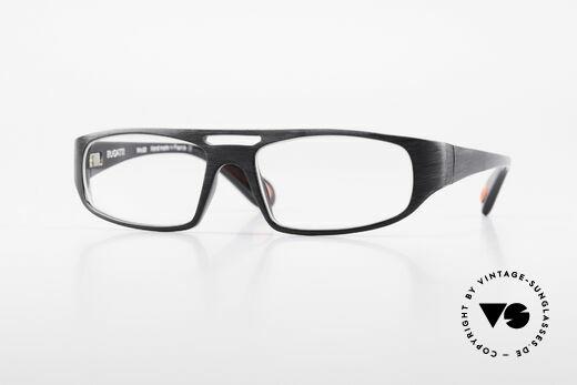 Bugatti 222 Aussergewöhnliche Brille Men Details