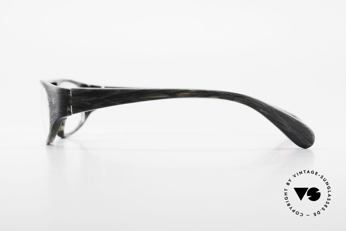 Bugatti 222 Markante Brillenfassung Men, selten, da damals nur als Kleinstserie produziert, Passend für Herren