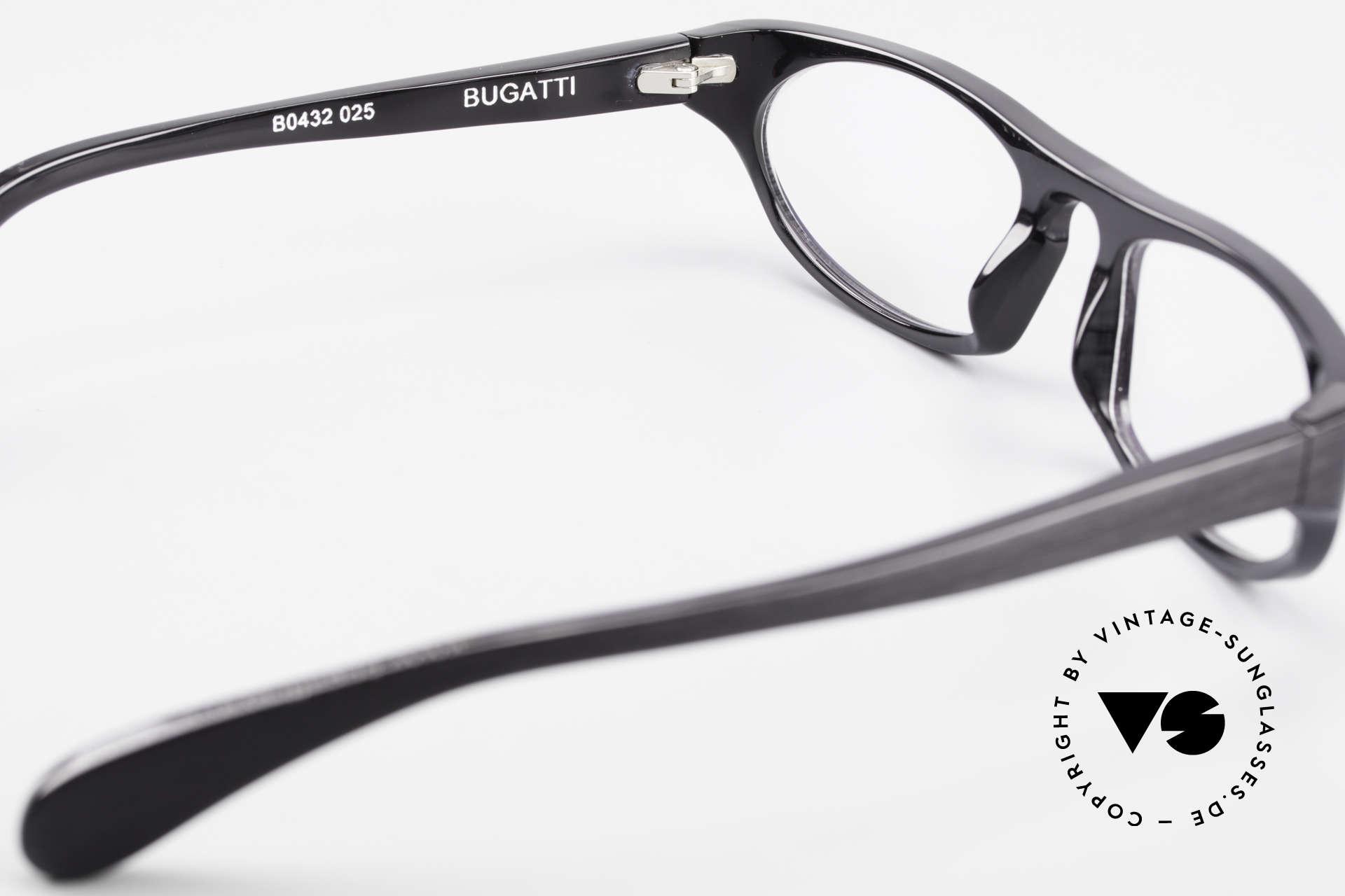 Bugatti 432 Vintage Brille Klassisch Men, Größe: medium, Passend für Herren