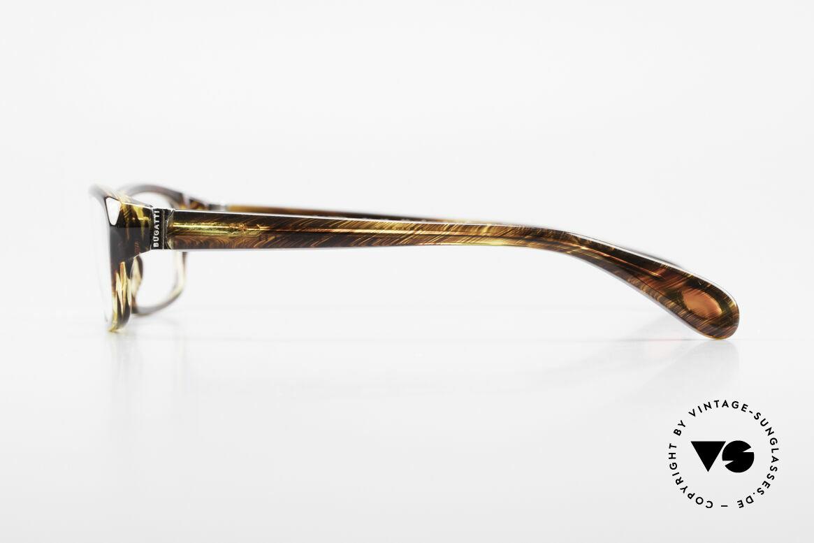 Bugatti 471 Herren Designerbrille Luxus, selten, da damals nur als Kleinstserie produziert, Passend für Herren