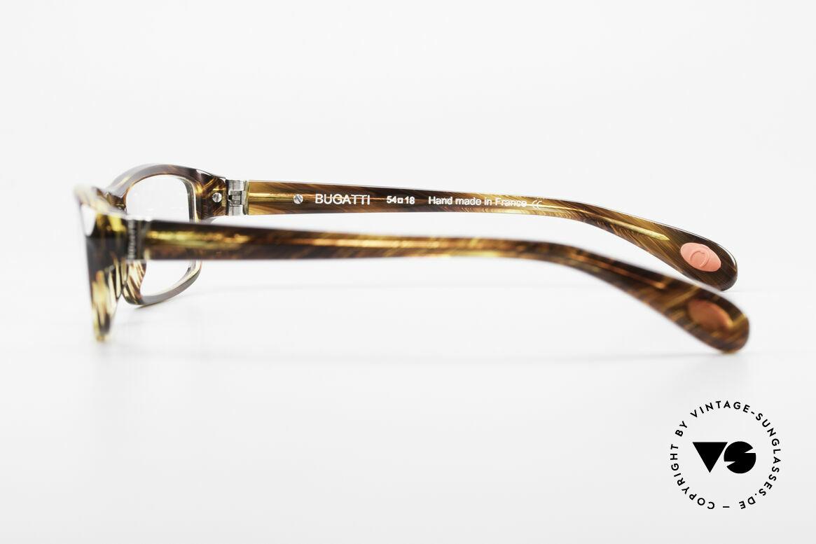 Bugatti 471 Herren Designerbrille Luxus, Größe: medium, Passend für Herren