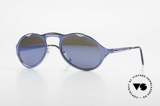 Bugatti 13164 Limited Luxus Vintage Sonnenbrille Details