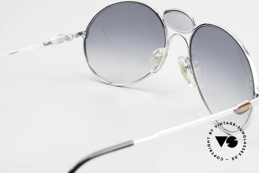 Bugatti 64745 Seltene Sammlersonnenbrille, ein kostbares Sammlerstück; gehört eher in ein Museum, Passend für Herren