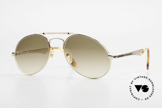 Bugatti 11901 80er Luxus Herren Sonnenbrille Details