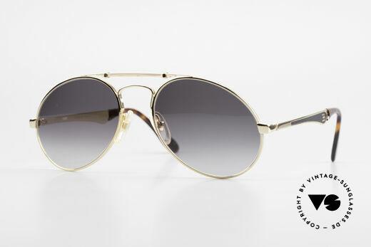 Bugatti 11911 80er Herren Luxus Sonnenbrille Details