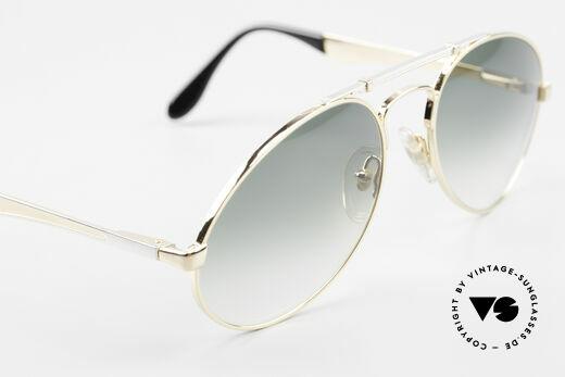 Bugatti 11908 80er Luxus Sonnenbrille XLarge, KEINE Retrobrille; sondern alte ORIGINALbrille, Passend für Herren