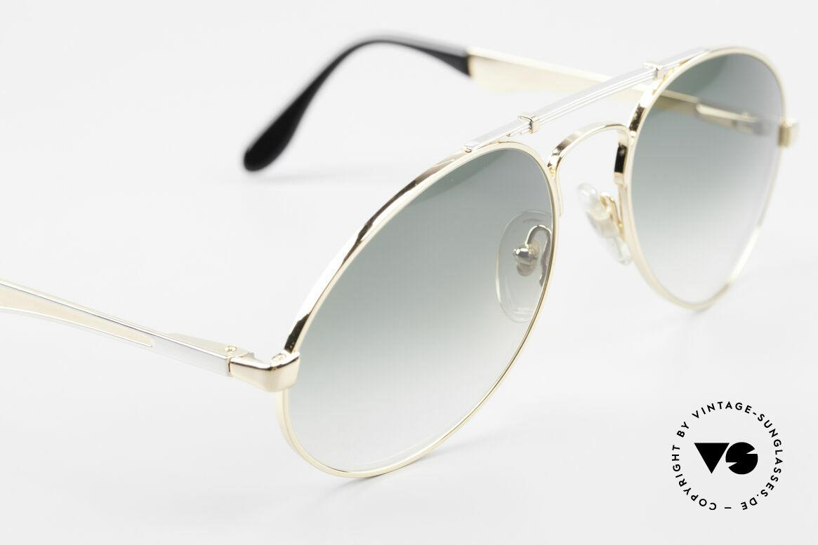 Bugatti 11908 80er Luxus Sonnenbrille XLarge