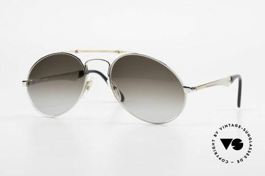 Bugatti 11909 80er Luxus Sonnenbrille Large Details