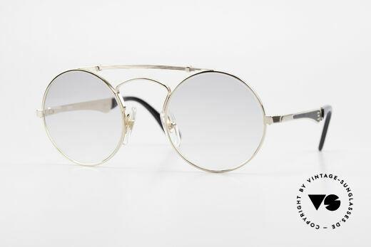 Bugatti 11711 Small Luxus Sonnenbrille Rund Details