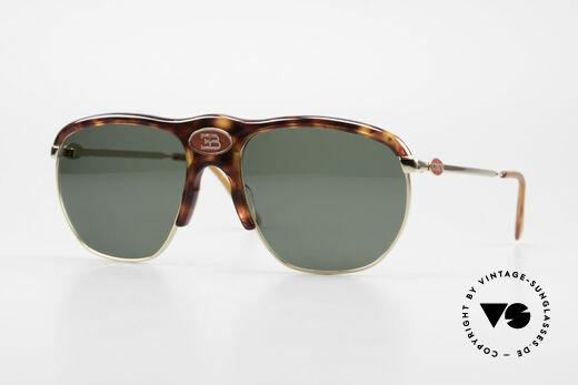Bugatti 65320 Rare 70er Bugatti Sonnenbrille Details