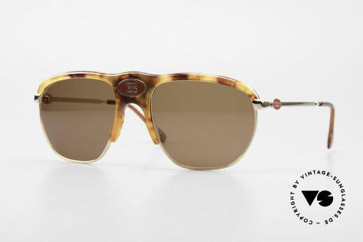 Bugatti 65218 Alte 70er Bugatti Sonnenbrille Details