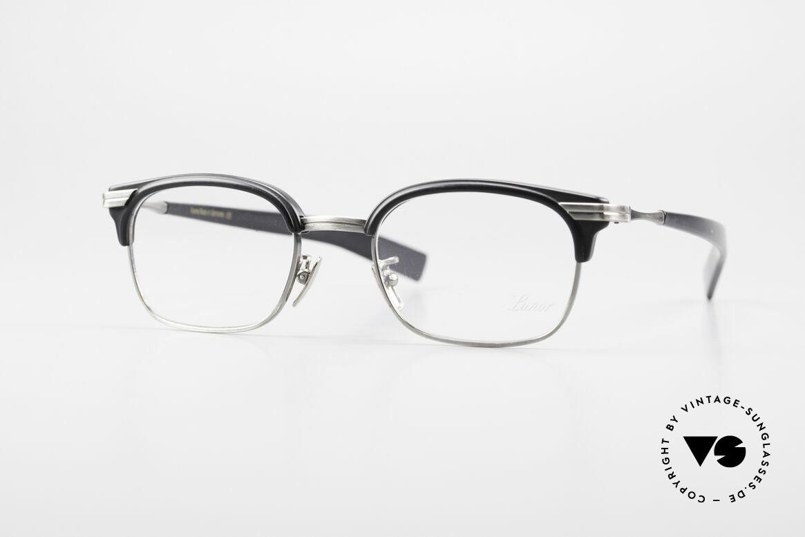 Lunor M92 Markante Vintage Brille Small