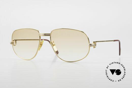 Cartier Romance LC - L Designer Luxus Sonnenbrille Details