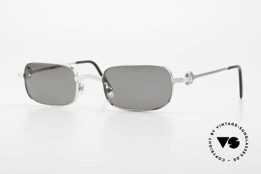 Cartier Dreamer Luxus Brille Polarisierend S Details