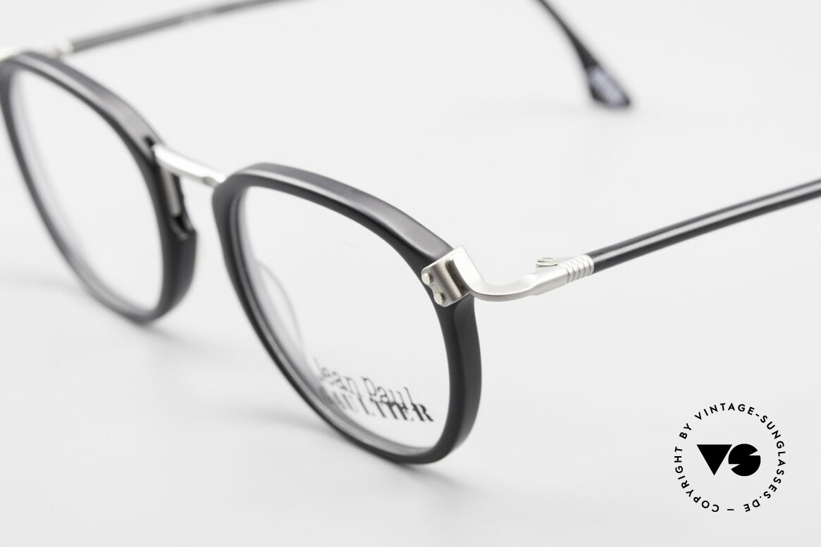 Jean Paul Gaultier 55-1272 Alte Vintage Brille No Retro, KEINE Retromode, sondern ein Original von circa 1994, Passend für Herren und Damen