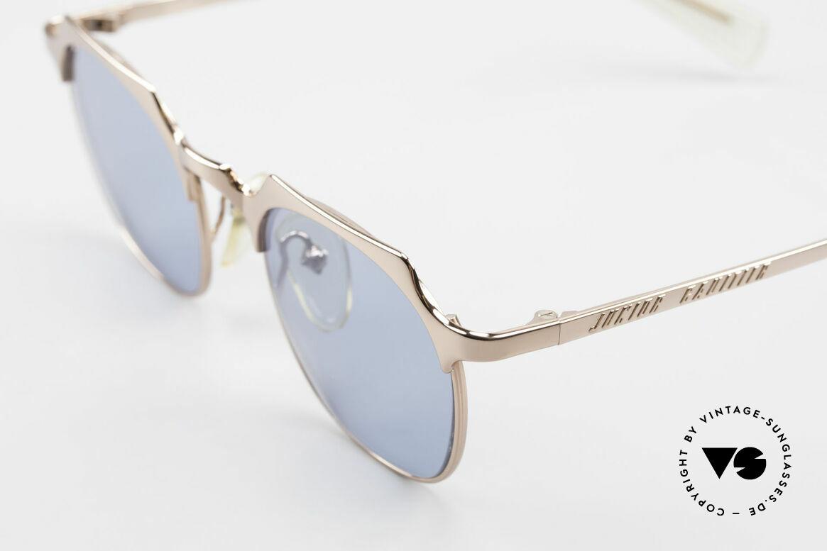 Jean Paul Gaultier 57-0171 Panto Designer Sonnenbrille, ungetragen (wie alle unsere alten Designerbrillen), Passend für Herren und Damen