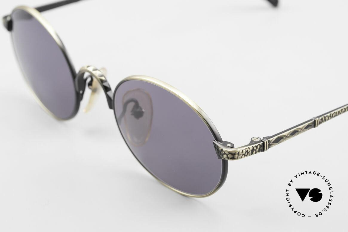 Jean Paul Gaultier 55-9672 Ovale 90er JPG Sonnenbrille, KEINE RETRObrille, sondern ein 90er JPG Original!, Passend für Herren und Damen
