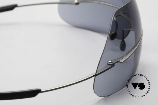 Theo Belgium Satisfashion 138 Sonnenbrille mit Augenbrauen, Größe: large, Passend für Damen