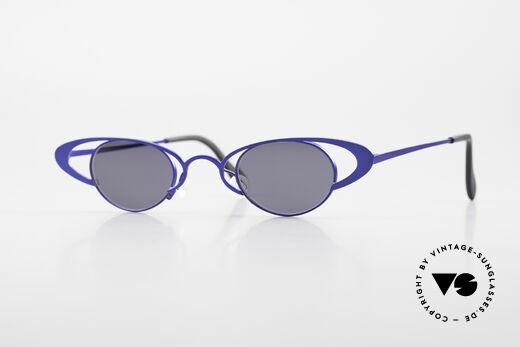 Theo Belgium Venus Zauberhafte Damenbrille 90er Details