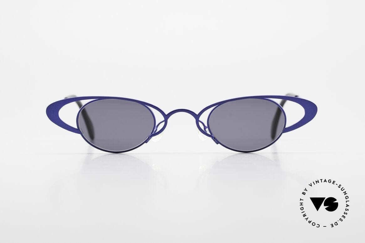 Theo Belgium Venus Zauberhafte Damenbrille 90er