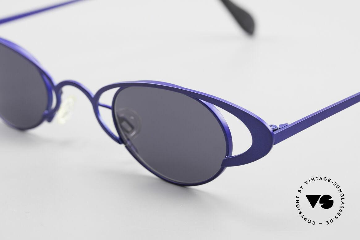 Theo Belgium Venus Zauberhafte Damenbrille 90er, zauberhaft weibliches Brillenmodell; einfach entzückend, Passend für Damen