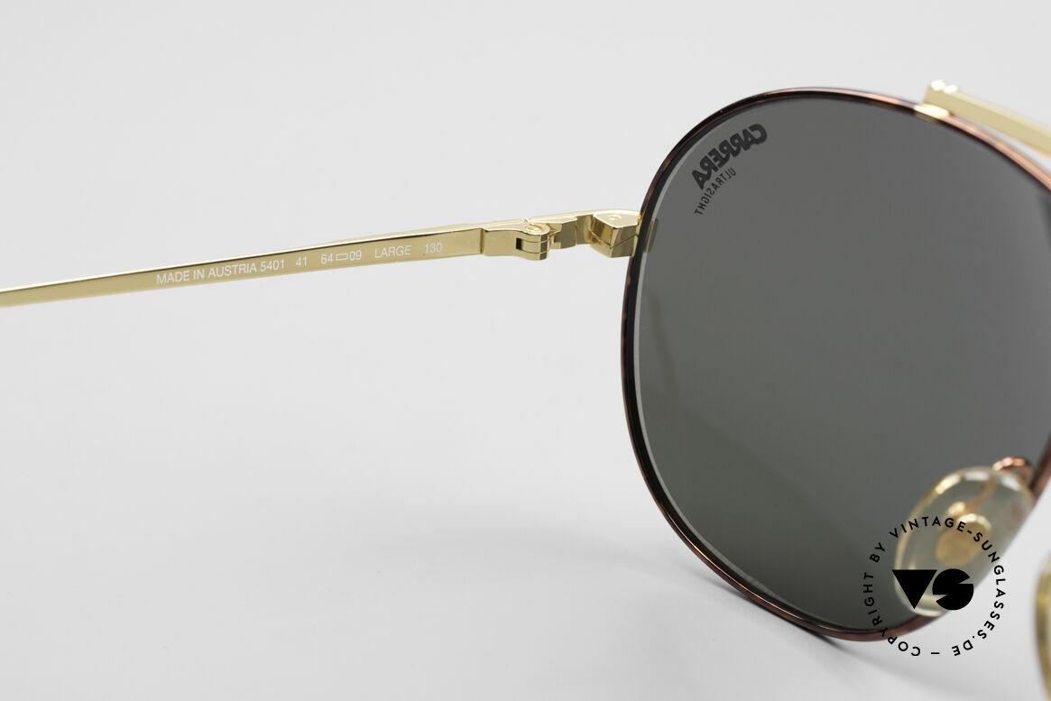 Carrera 5401 Alte 80er Pilotensonnenbrille