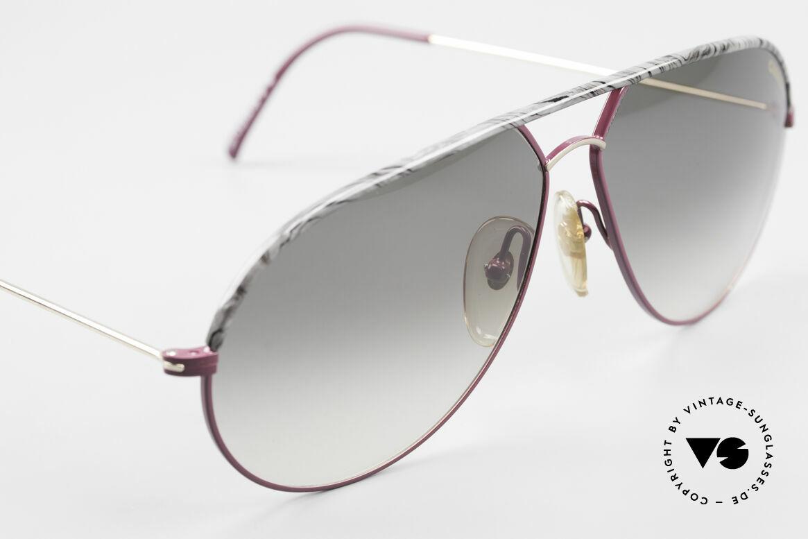 Carrera 5428 Rare Alte Sonnenbrille 80er, ungetragen (wie alle unsere Carrera Sonnenbrillen), Passend für Herren und Damen
